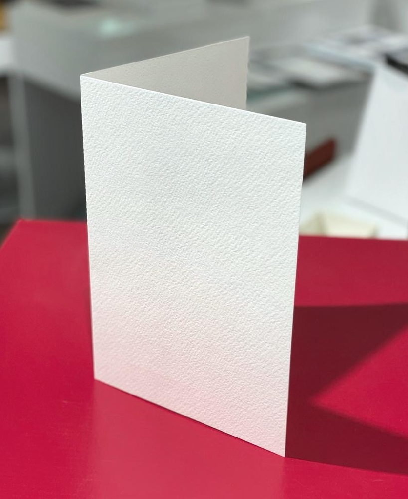 An image of Creased Cards (Card Blanks)