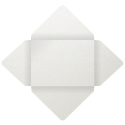 See a larger version of this thumbnail of So...Silk White Silk Envelopefolds
