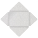 See a larger version of this thumbnail of Gmund Cotton Shiny Cream Envelopefolds