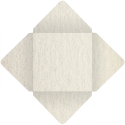 See a larger version of this thumbnail of Sirio Pearl Merida White Envelopefolds