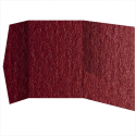 See a larger version of this thumbnail of Sirio Pearl Merida Burgundy PocketFolds