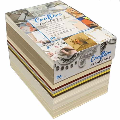 An image of A4 Crafters Cardstock Box